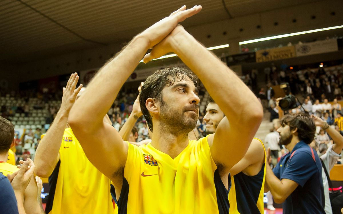El Barça rep el València Basket a l'estrena de la Lliga Endesa