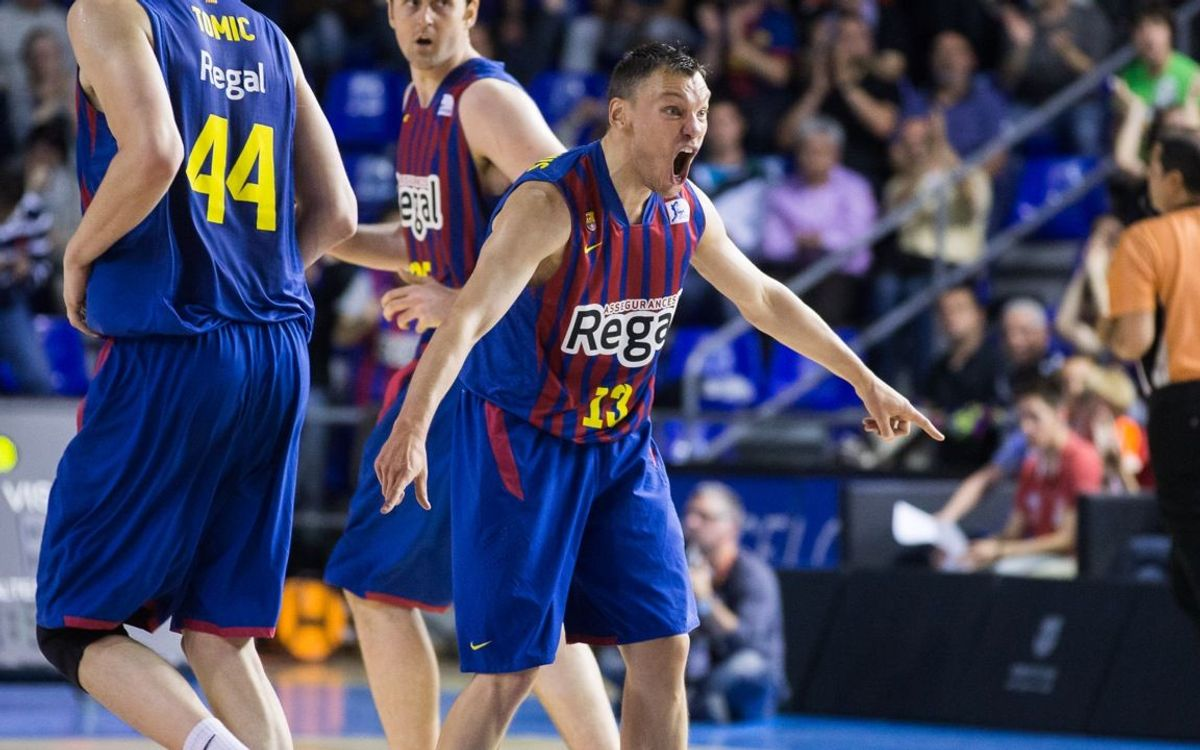 FCB Regal - Uxue Bilbao: Hard-fought victory for the Blaugrana (79-70)