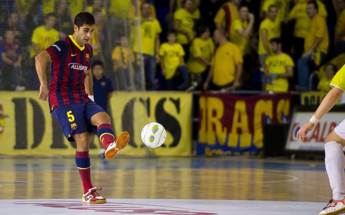 El Barça Alusport vol començar amb bon peu la segona volta
