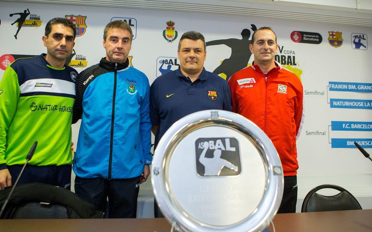 """Xavi Pascual: """"Juguem com ens entrenem"""""""