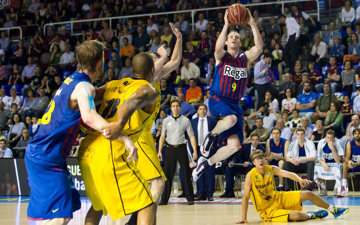 Herbalife Gran Canaria, Barça Regal's rival in the semi-finals