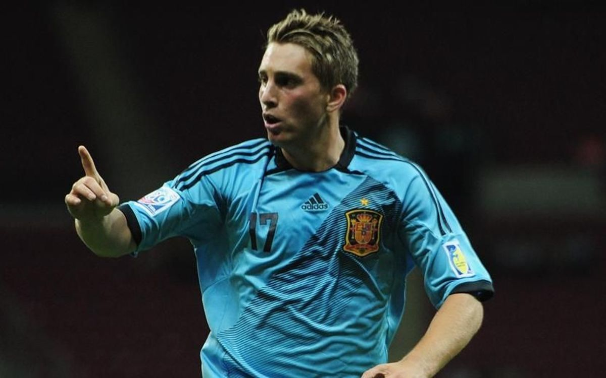 Deulofeu shines for Spain in U20 World Cup