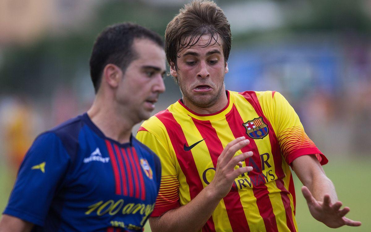 Miguel Maza, Jordi Quintillà i Sergio Ayala deixen el Barça B