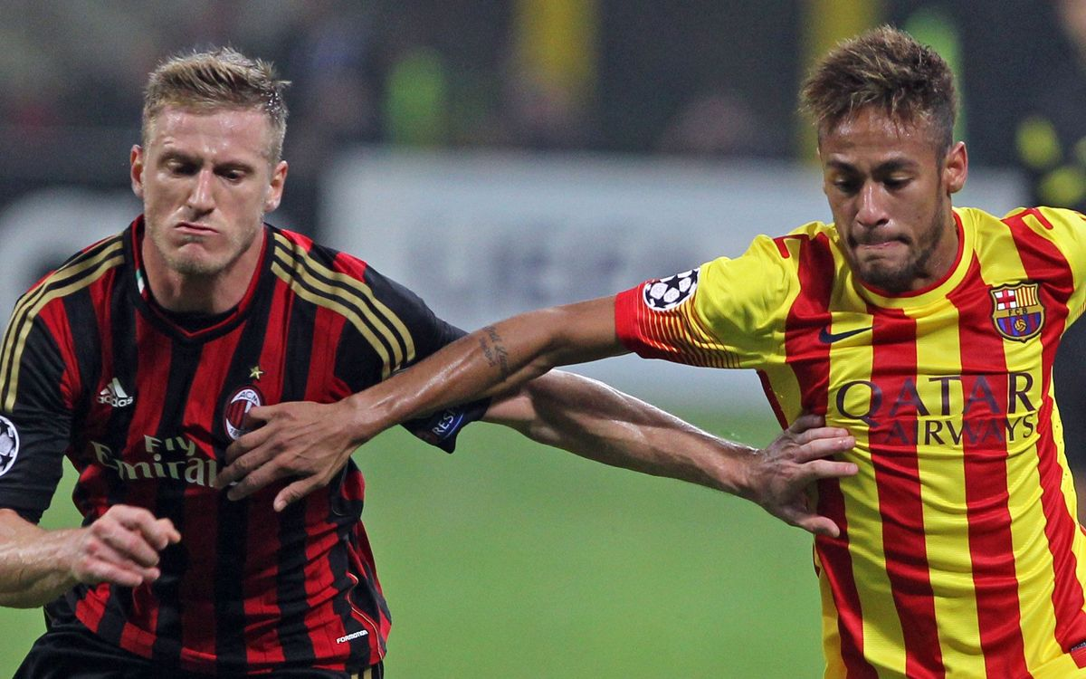 AC Milan winless since San Siro match