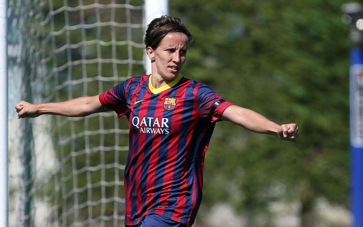 Femení A – Granada CFF: Invictes al ritme de Sonia Bermúdez (10-0)