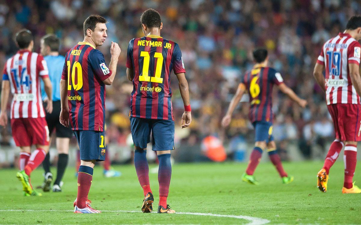 Twenty busy days ahead for Barça