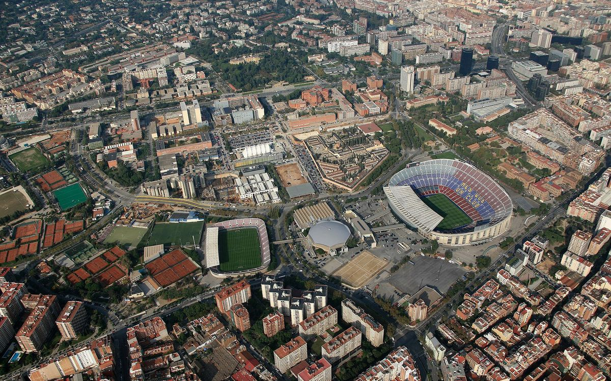 First market research studies commissioned for the Camp Nou and the Palau