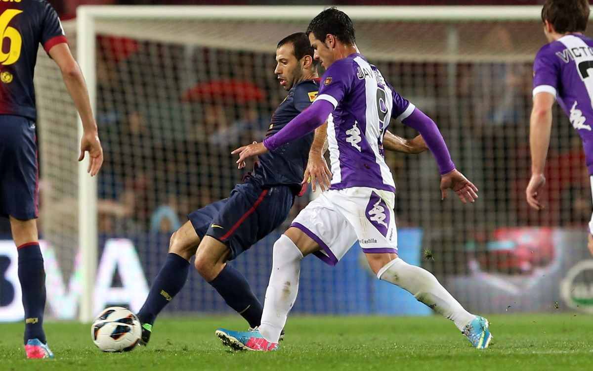 Barça-Valladolid set for 5 October at 22.00
