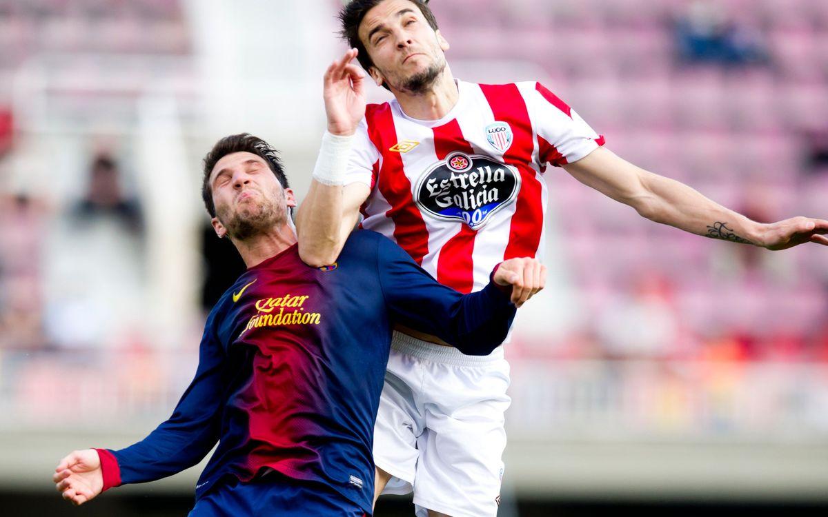 Carles Planas, tres setmanes de baixa