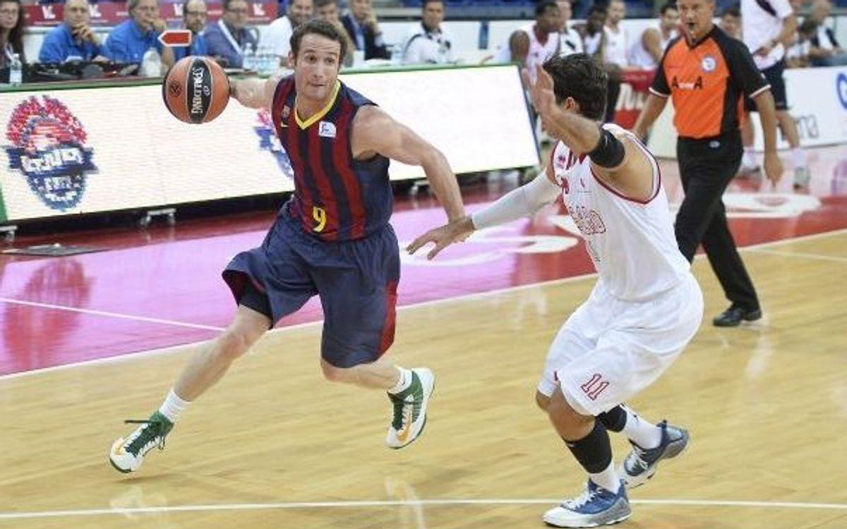 Victoria Libertas - FC Barcelona: Triomf suat a Pesaro (86-87)