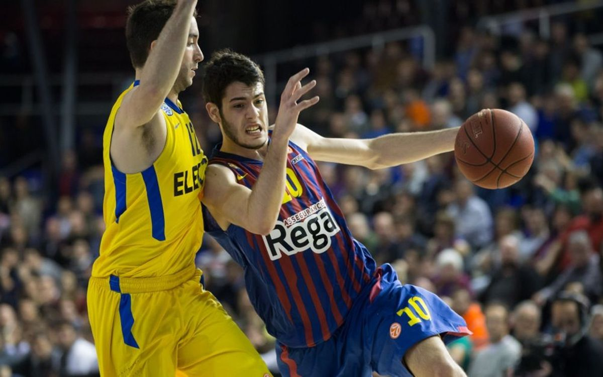 FCB Regal v Maccabi: Into quarters in perfect style (74-71)