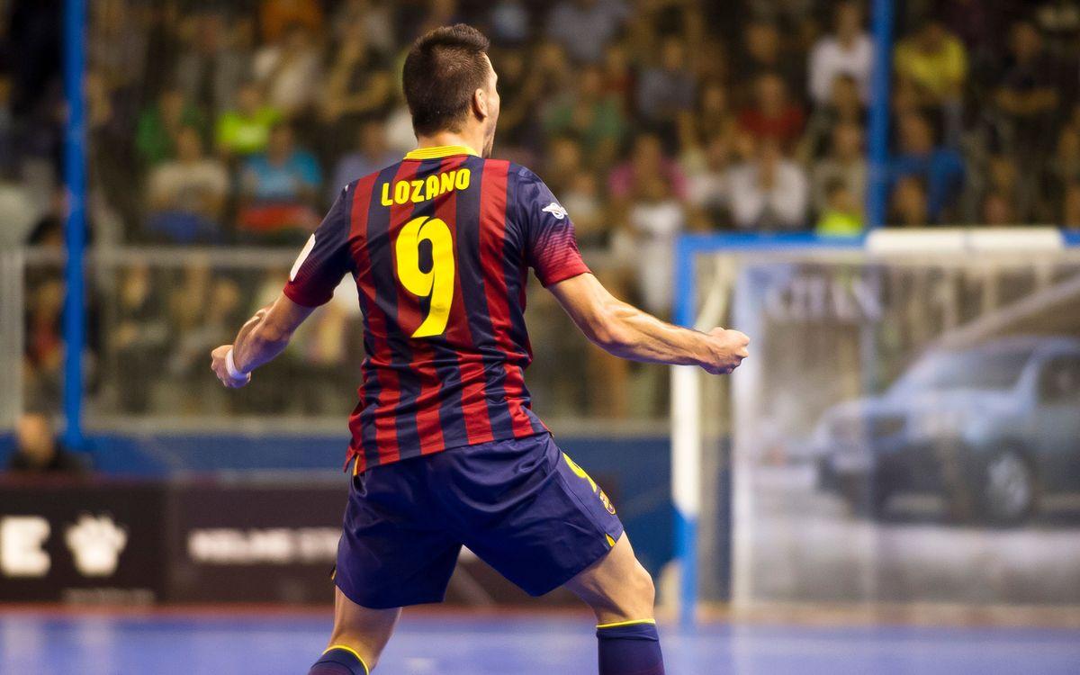 Marfil Santa Coloma – Barça Alusport: Un minut que val un derbi (2-3)