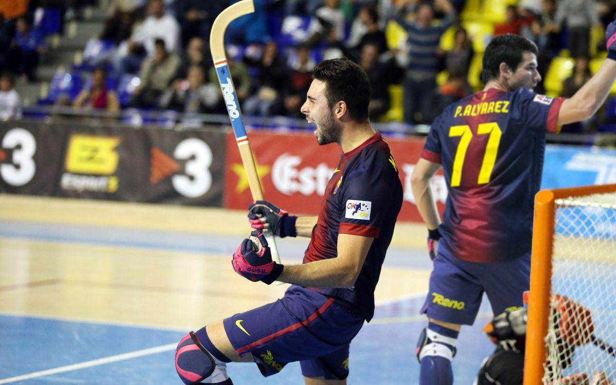 Torra-Álvarez, pólvora a punt per a la tornada dels quarts de final de la Lliga Europea