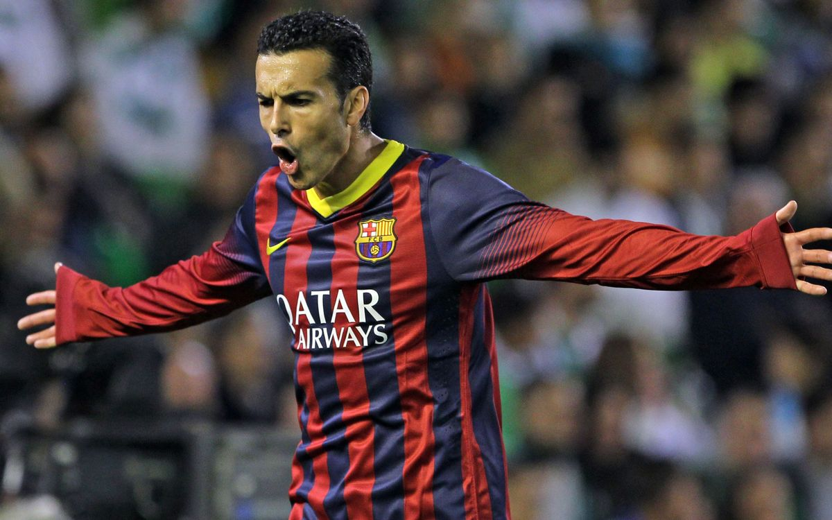 Betis – FC Barcelona -lead at the top increased(1-4)