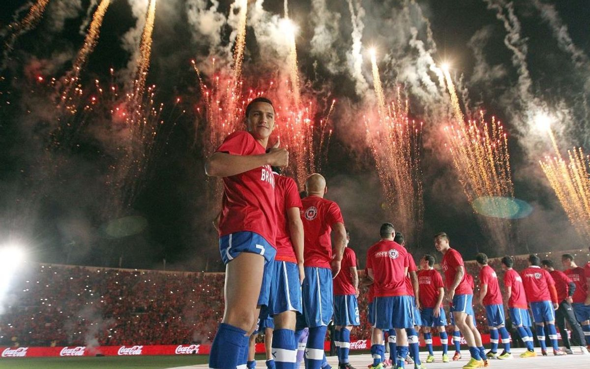 Overview of FC Barcelona's internationals