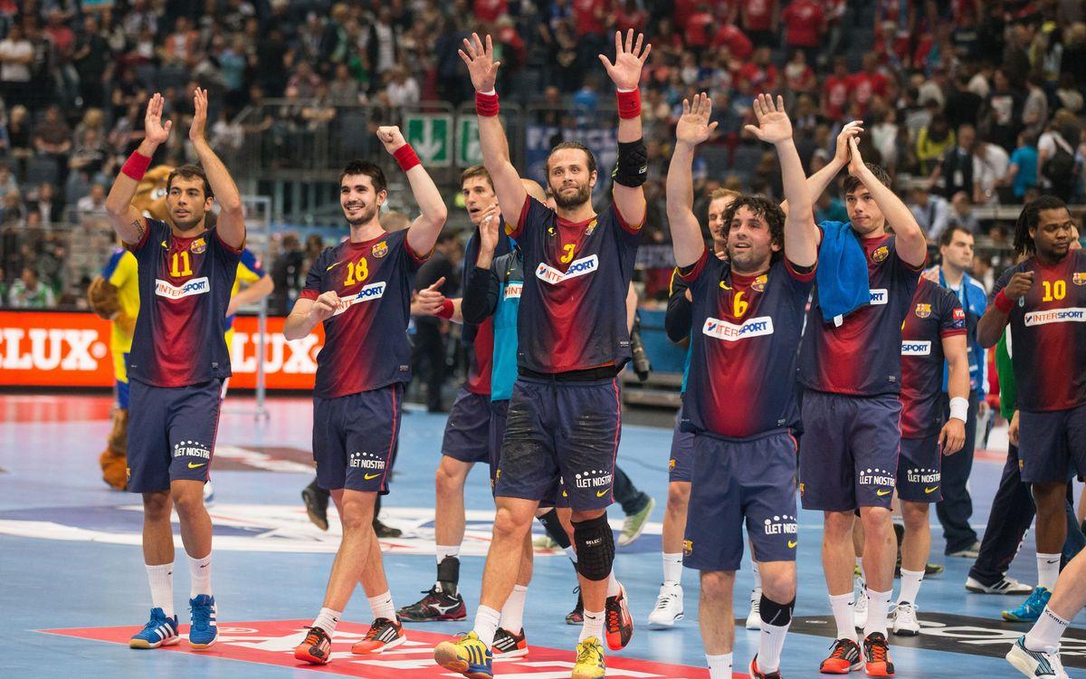 Barça Intersport: Objectiu, la novena Champions