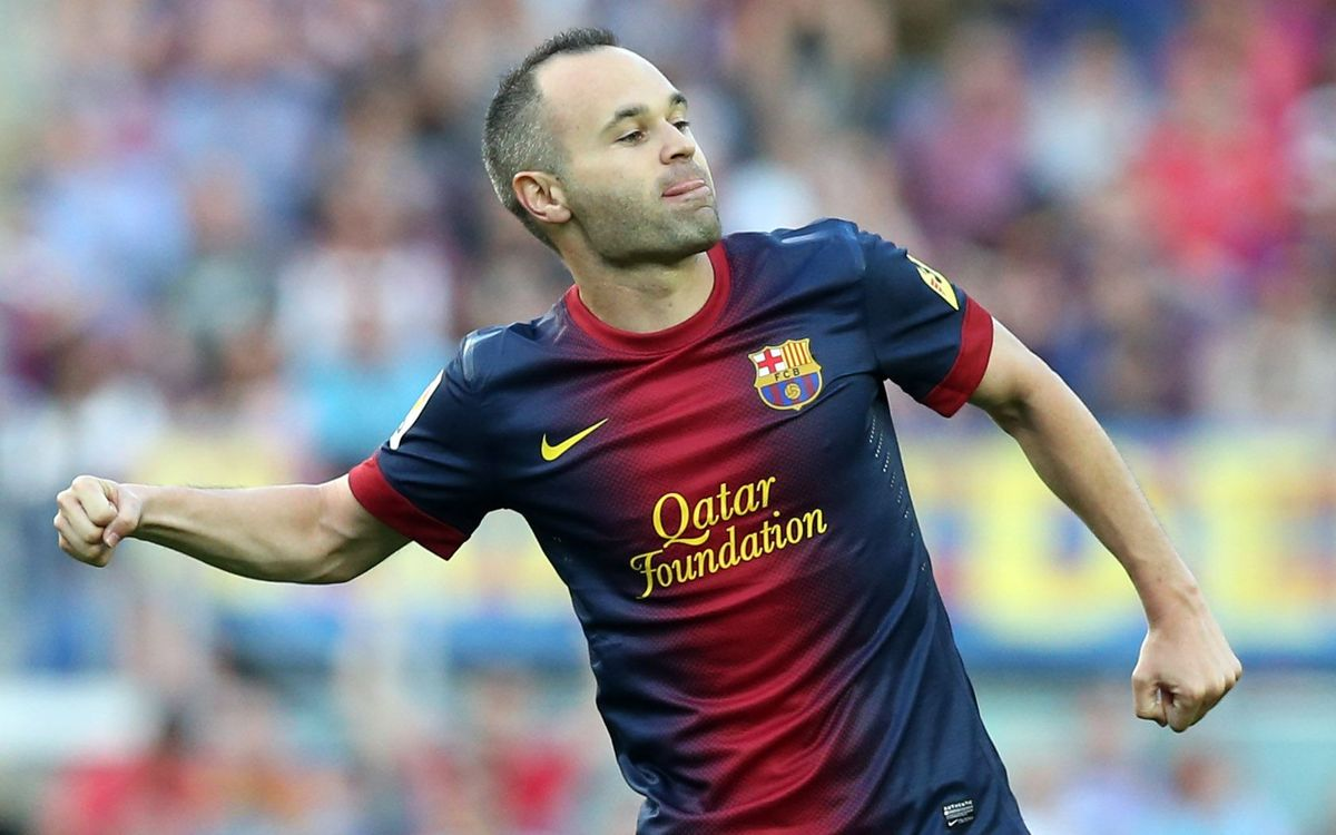 "Andres Iniesta: ""I'm proud of the season we have put in"""