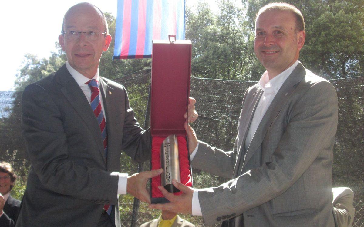 Jordi Cardoner presides over 24th Trobada de Penyes del Vallès