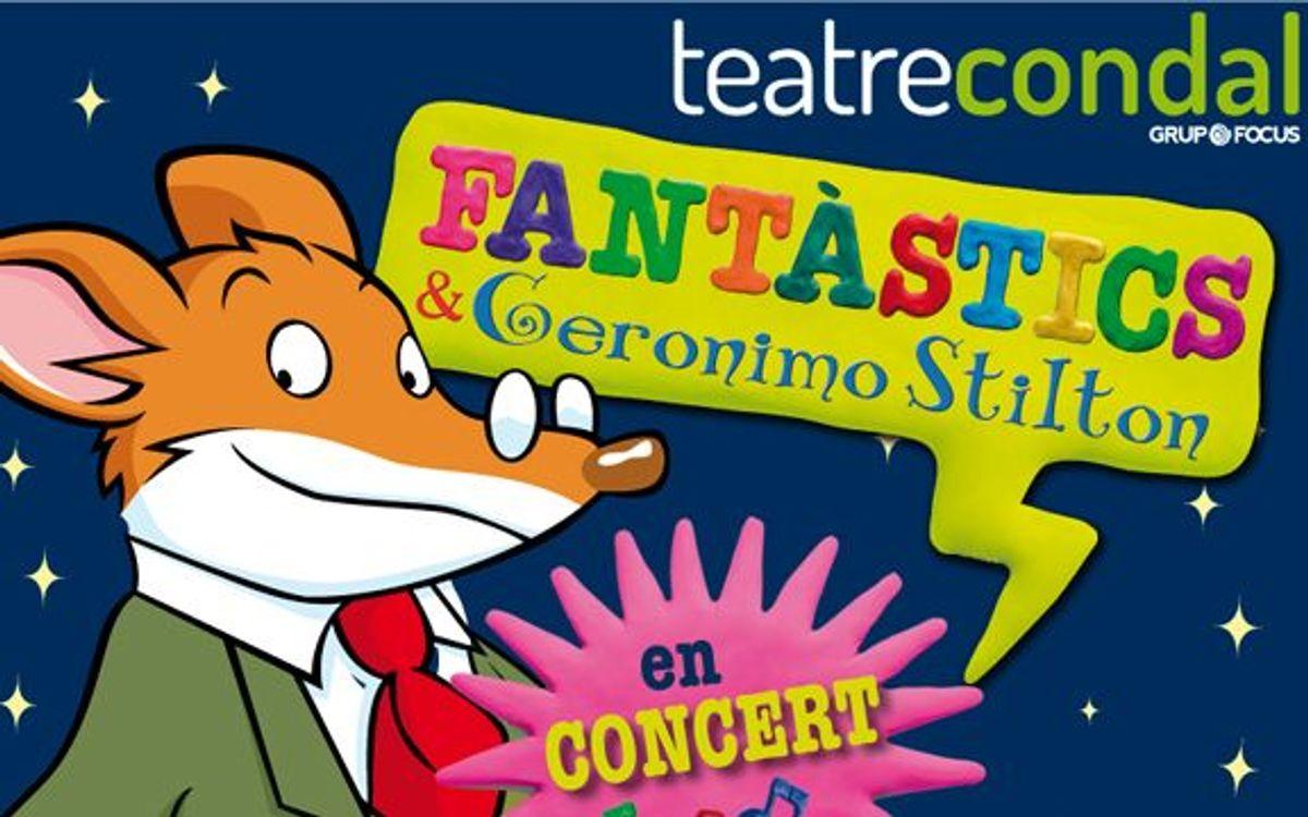 'Geronimo Stilton' al Teatre Condal
