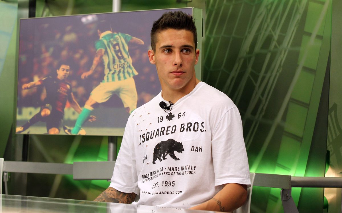 Cristian Tello honoured that people want him to play
