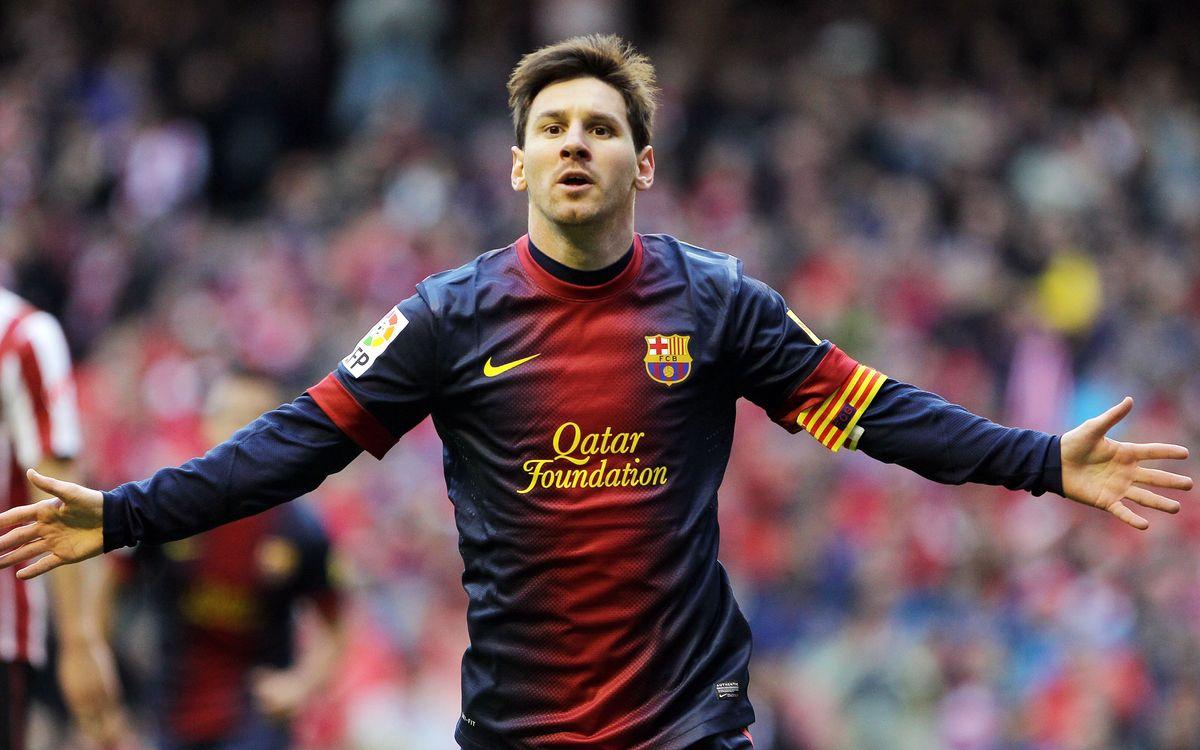 101 goals in La Liga