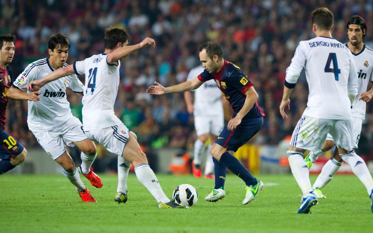 Allau de peticions d'entrades per al Barça-Madrid