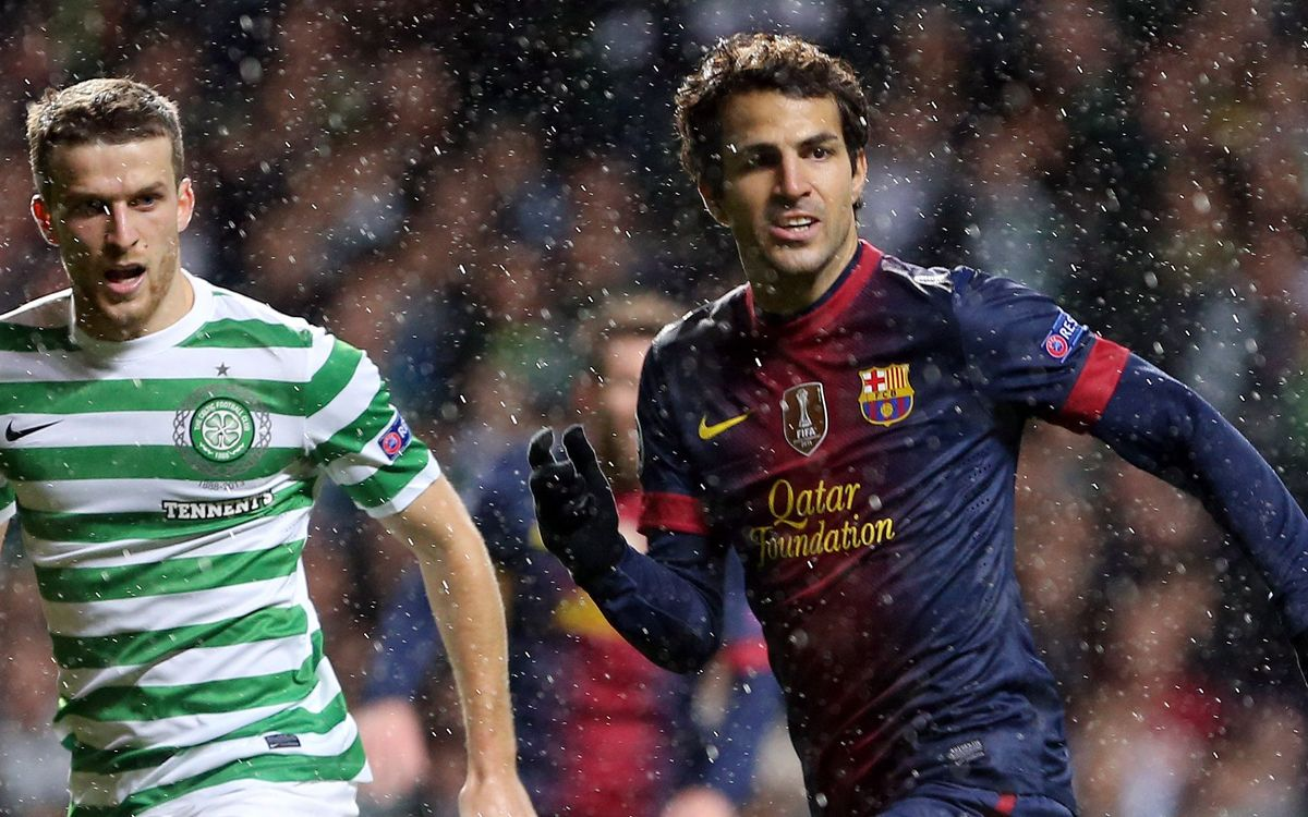 Celtic FC–FC Barcelona: Did you know......?