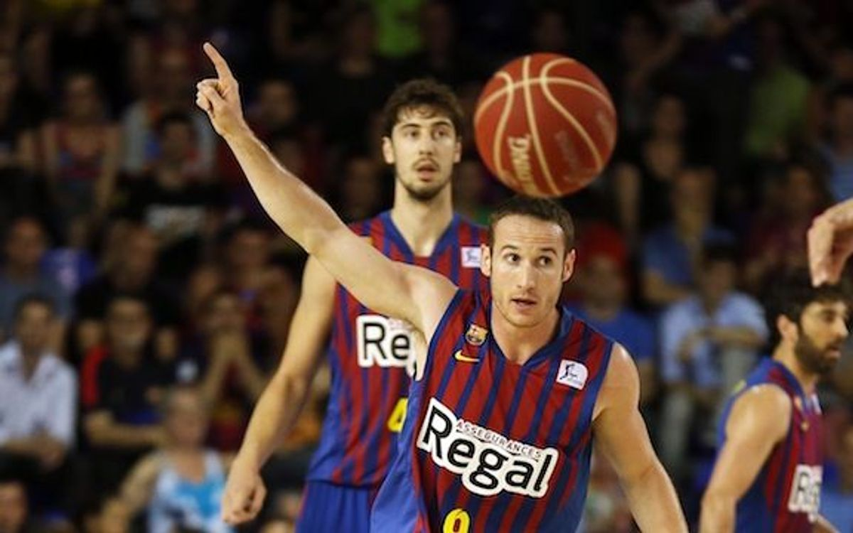 FCB Regal - Real Madrid: Hard work is always rewarded (73-62)