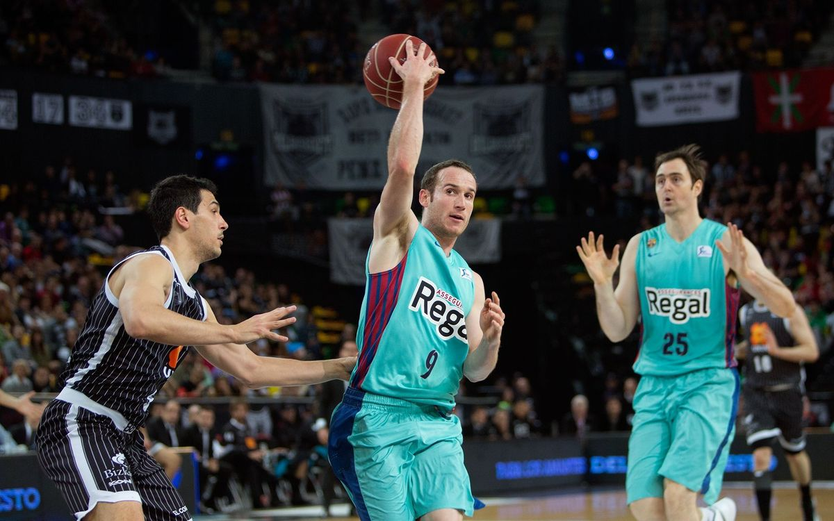 Uxue Bilbao Basket - FCB Regal: Unsuccessful comeback (90-89)