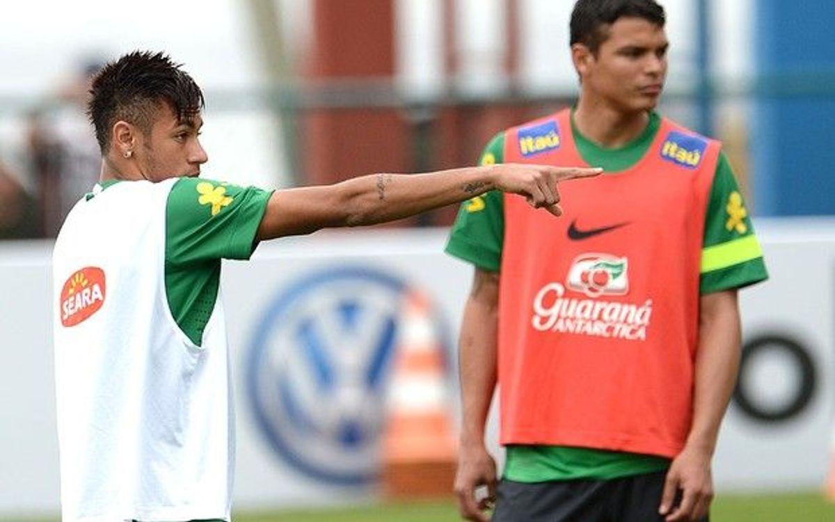 Les détails de la présentation de Neymar