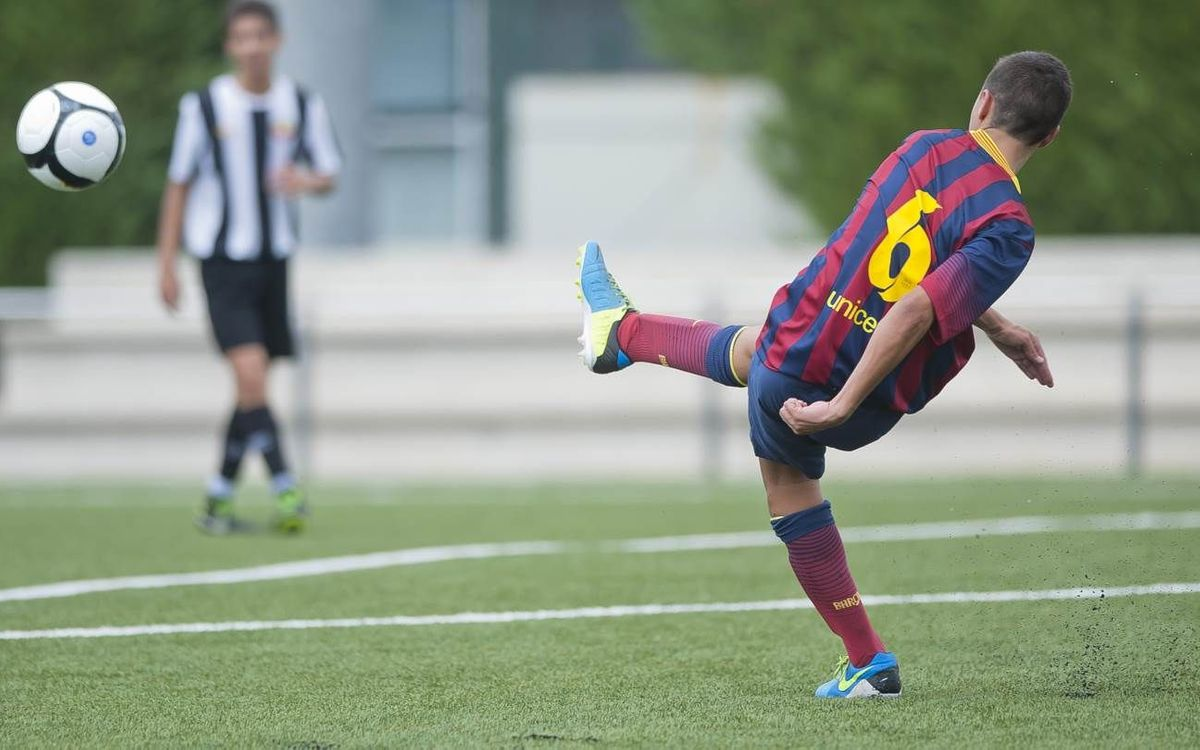 Top 5 goals of the week scored by FC Barcelona's youth teams (November 16th and 17th)