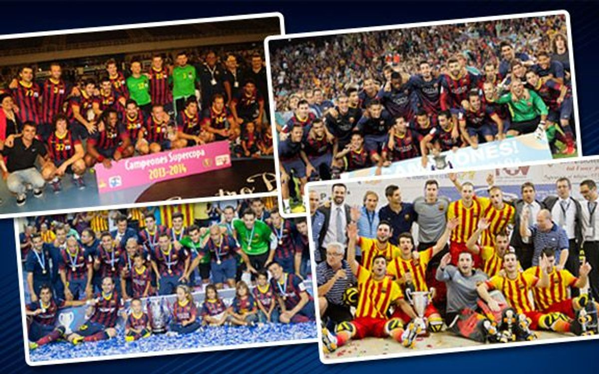Four Super Cup Victories