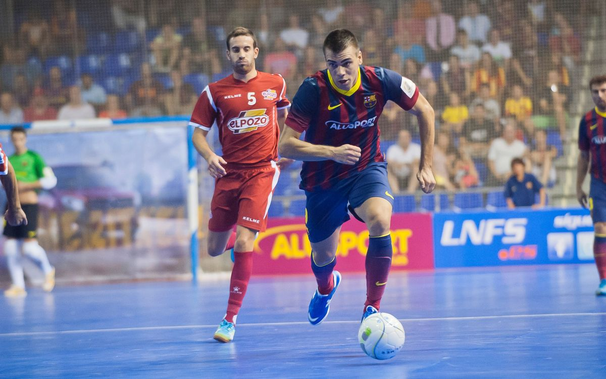 FC Barcelona – Jaén: Objectiu: 6 punts