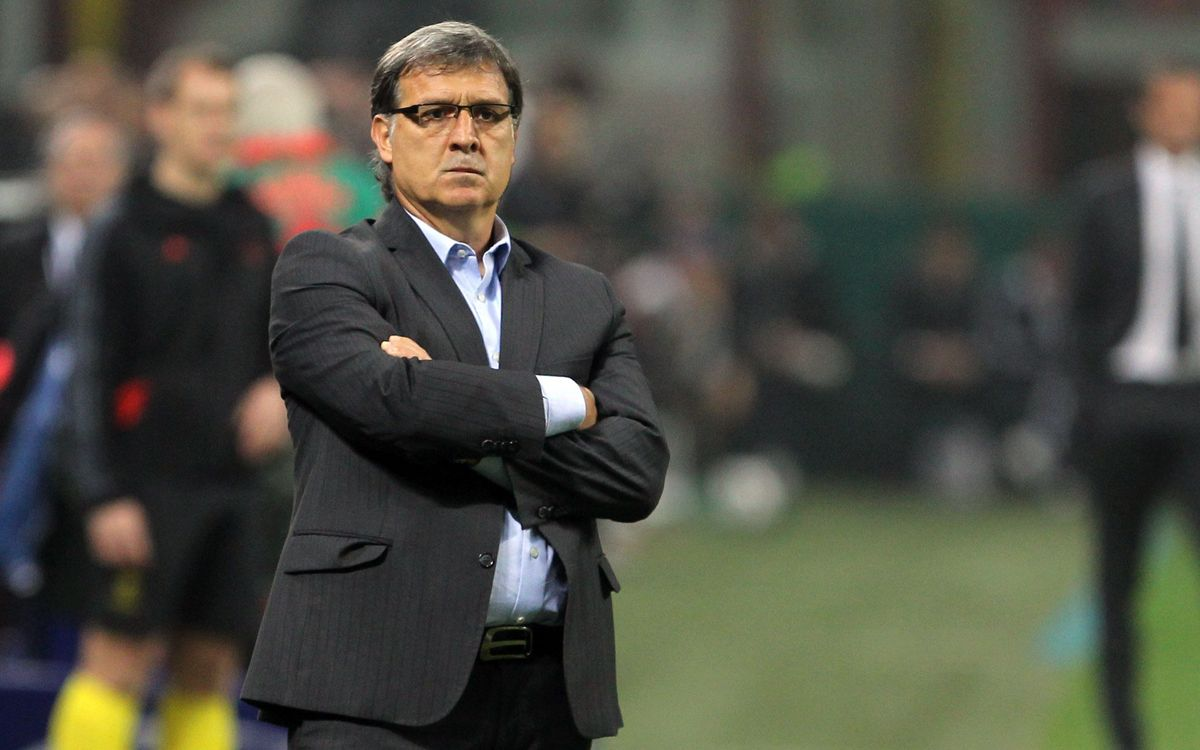 "Tata Martino: ""The point is good but we deserved more"""