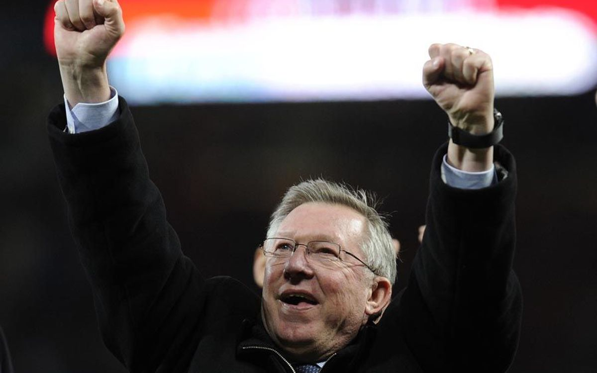 "Alex Ferguson on FC Barcelona: ""The best team ever"""