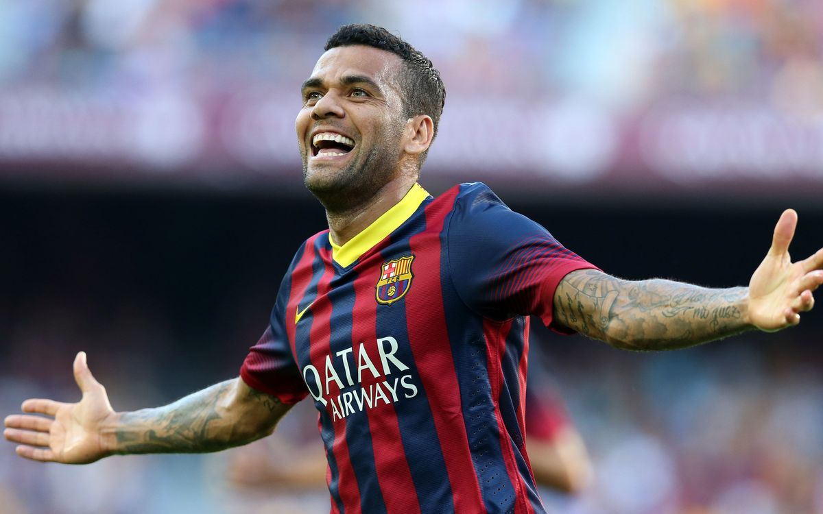 Alves speaks frankly about his present and future