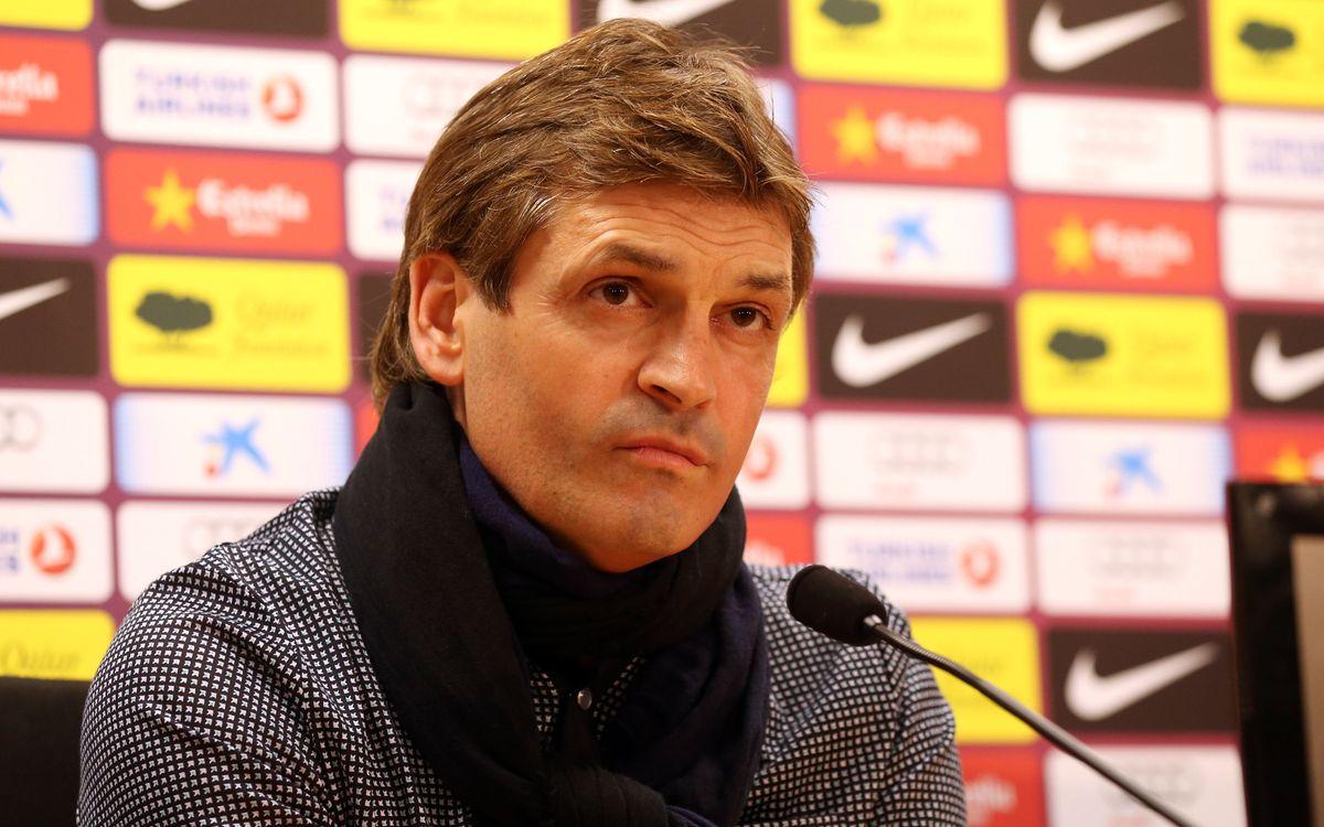 "Tito Vilanova: ""Neymar est un grand joueur"""
