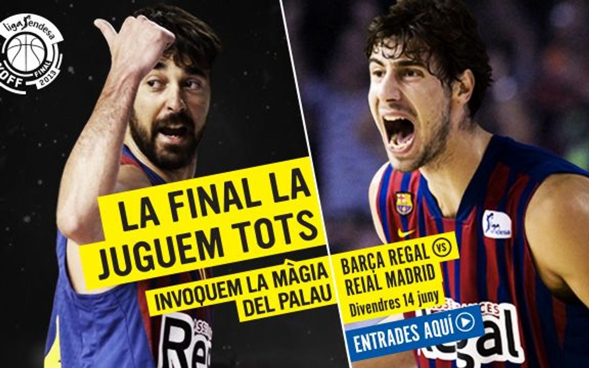 Real Madrid opponents in Liga Endesa final for second year running