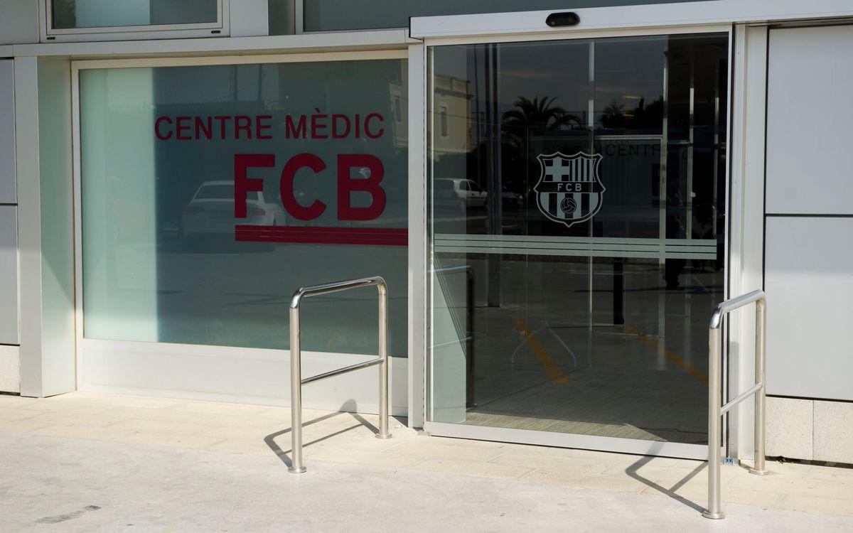 La FIFA lliurarà als Serveis Mèdics el certificat 'FIFA Medical Centre of Excellence'
