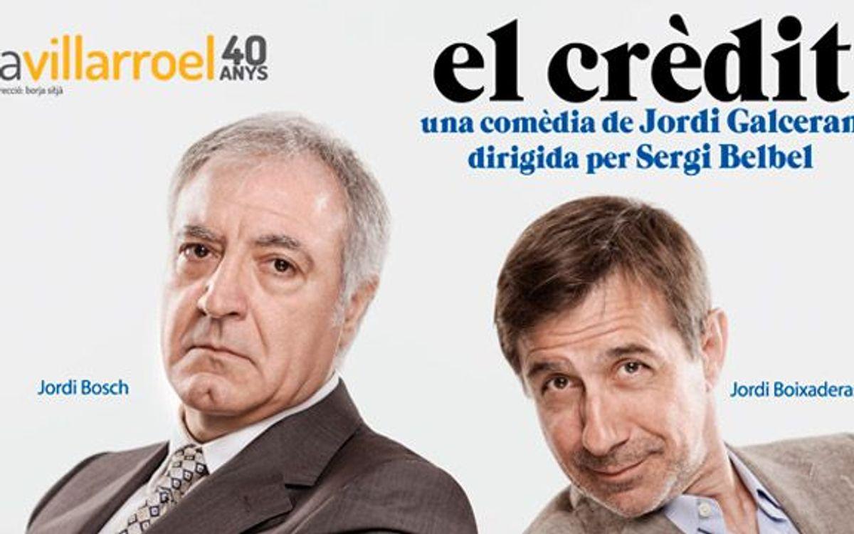 """""""El Crèdit"""" a la Villarroel"""
