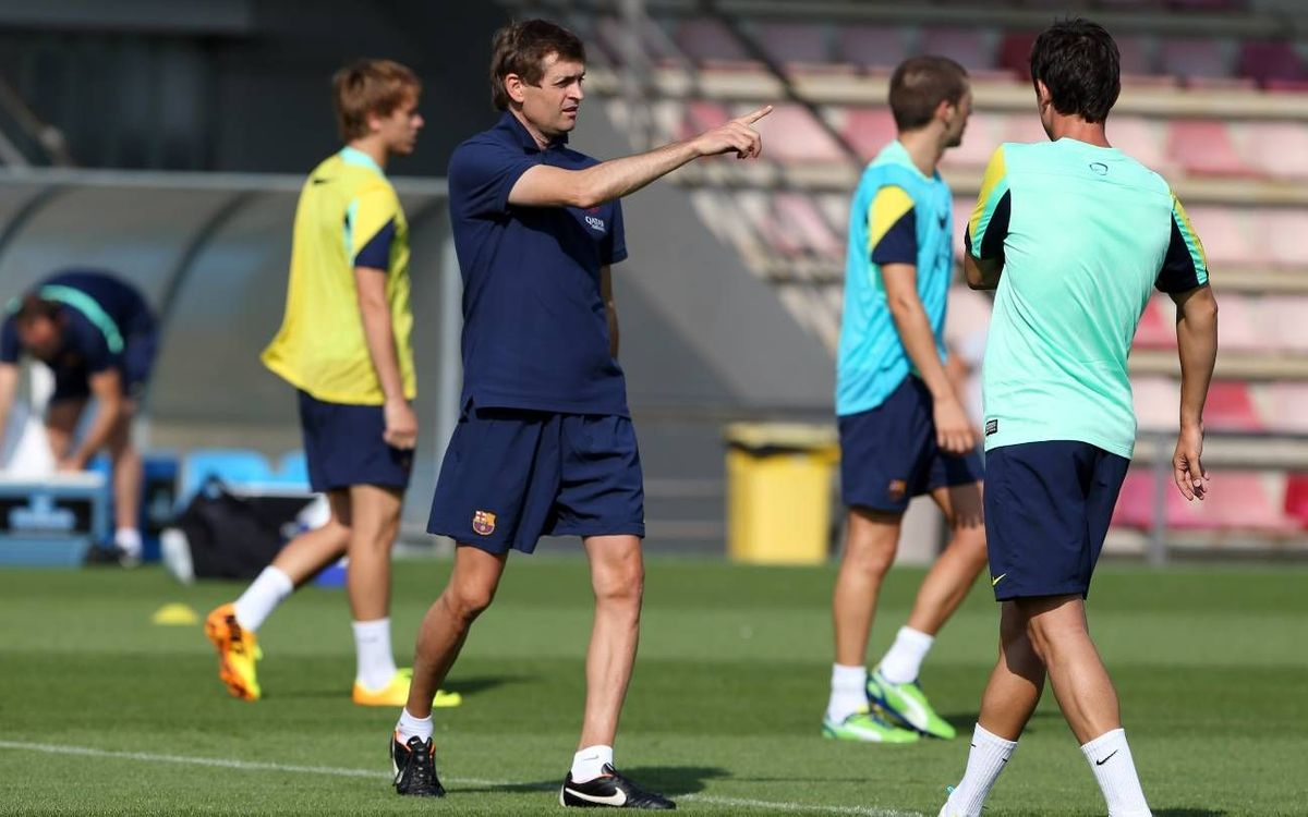 Tito Vilanova will not continue at FC Barcelona