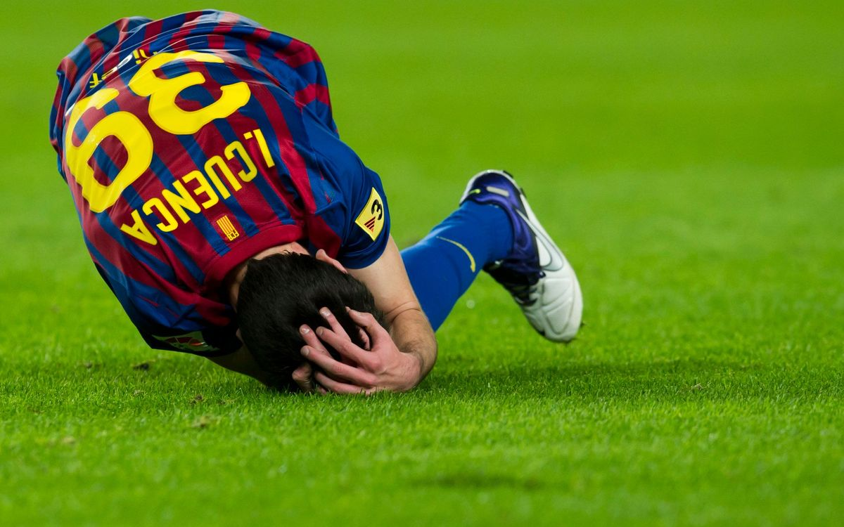 Isaac Cuenca out for between three or four months