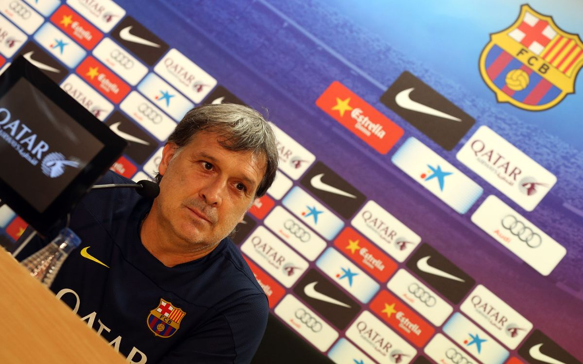Gerardo Tata Martino's press conference in full