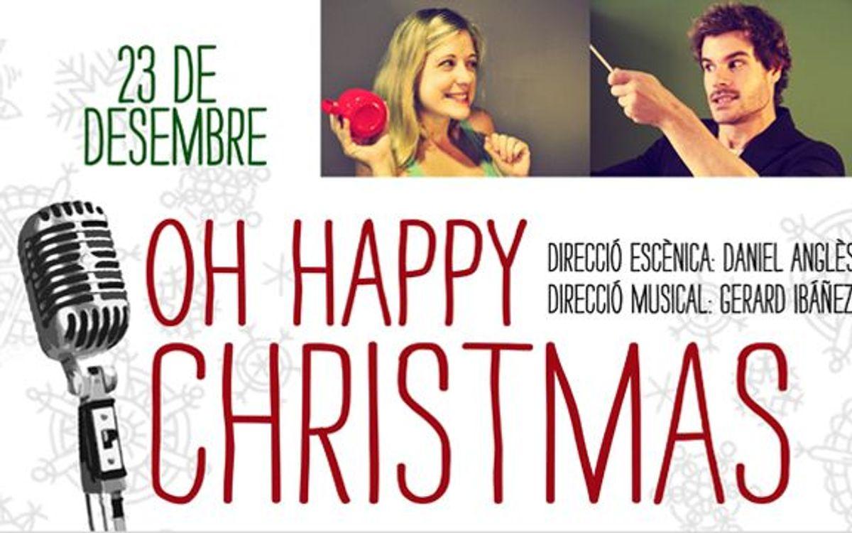 'Oh Happy Christmas' al Teatre Coliseum