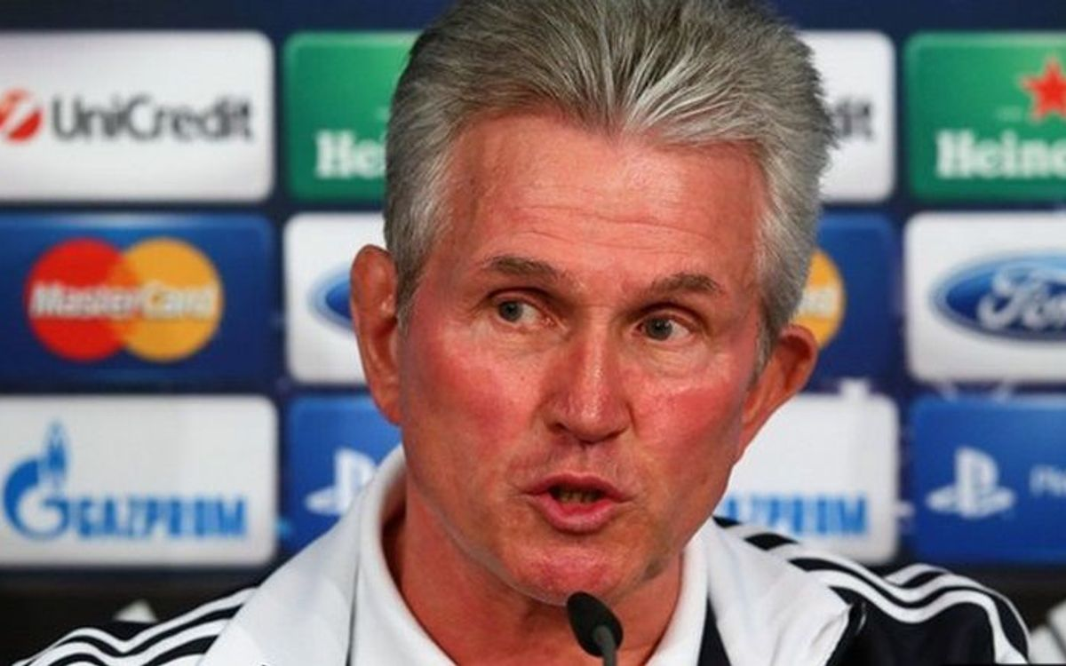 "Juup Heynckes: ""I know a lot about FC Barcelona"""