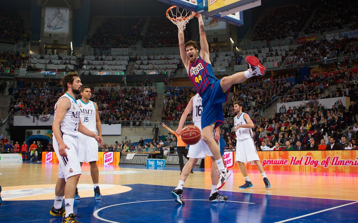 Real Madrid - FCB Regal: Fifty minutes for the history books (108-111)