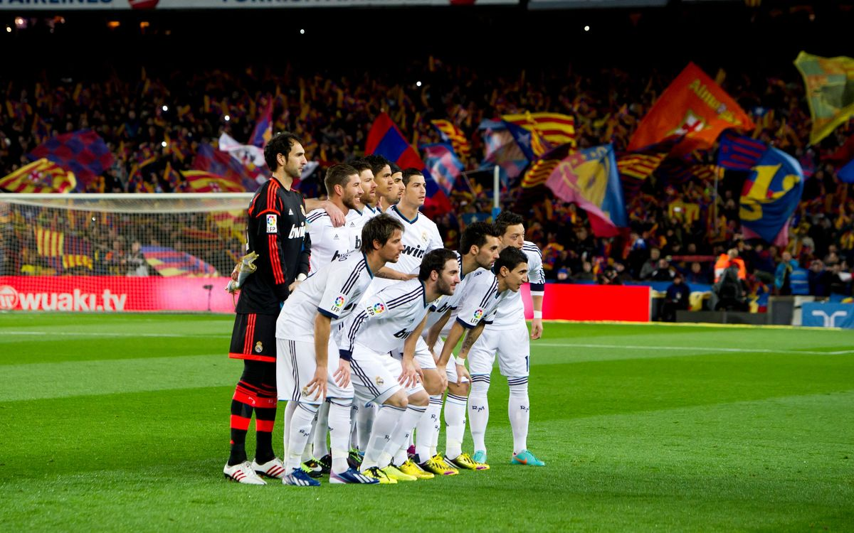 Real Madrid: The eternal rival