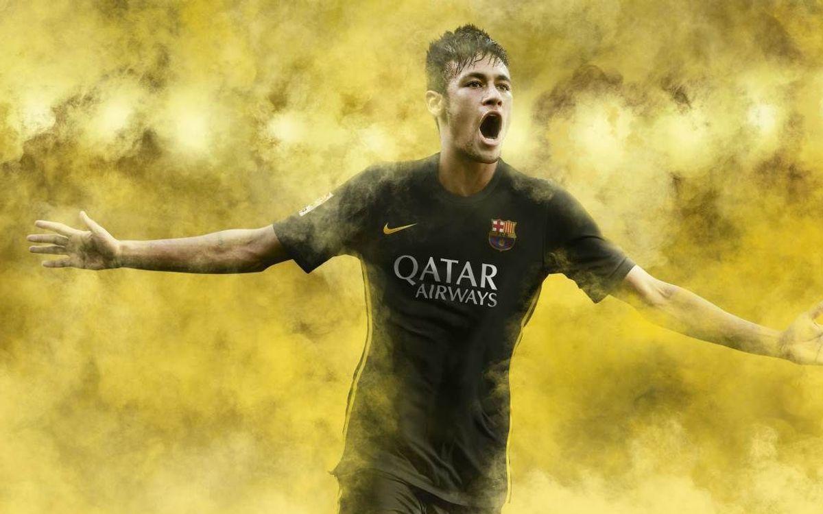 La tercera equipació del Barça 2013/14 serà de color negre