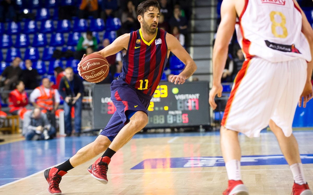 Baloncesto Fuenlabrada – FC Barcelona: The Blaugrana are eager to continue their winning ways