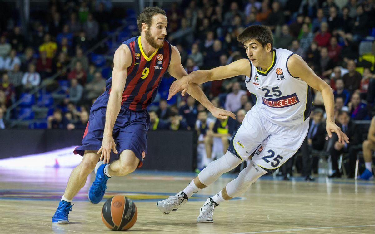 FC Barcelona - CAI Saragossa: Amb la lliçó apresa